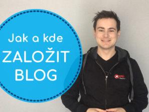 Jak si založit blog - Daniel Križák