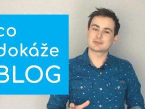 Co dokáže blog