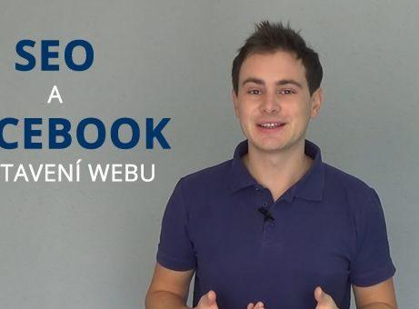 Nastavení seo a facebook