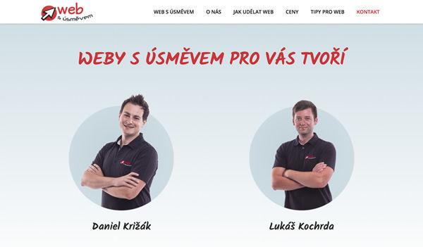 Fotky týmu Webu súsměvem